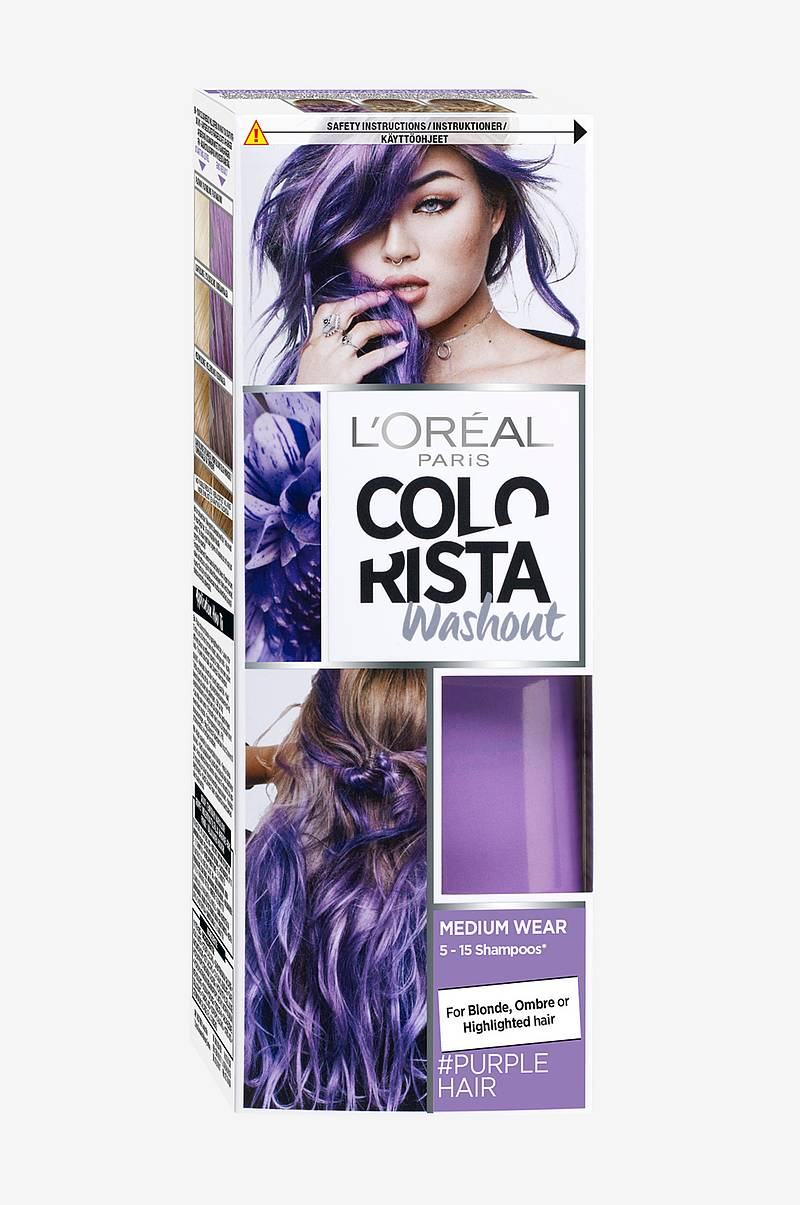 Colorista Washout Purplehair