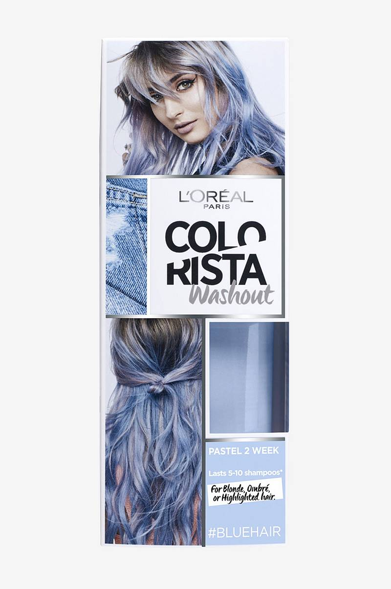 Colorista Washout Bluehair