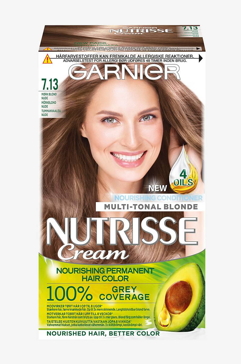 Nutrisse 7.132 Nude Dark Blond