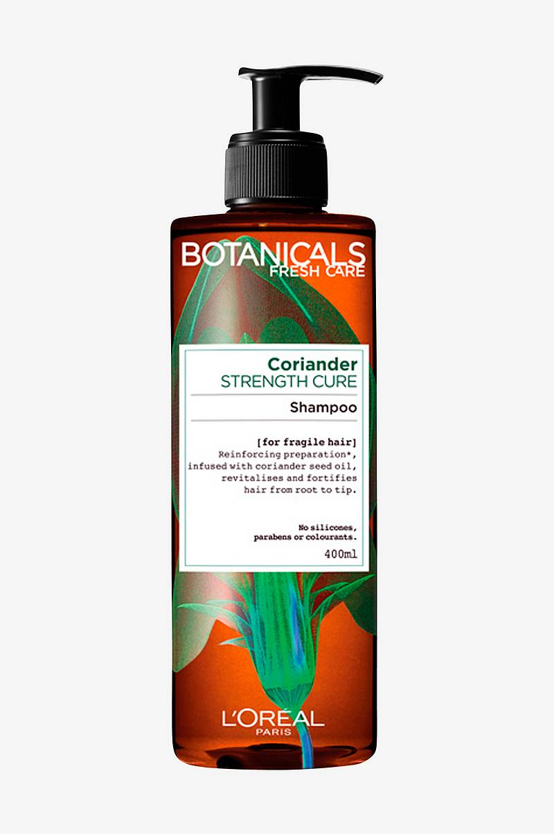 Botanicals Strength Cure Shampoo 400ml