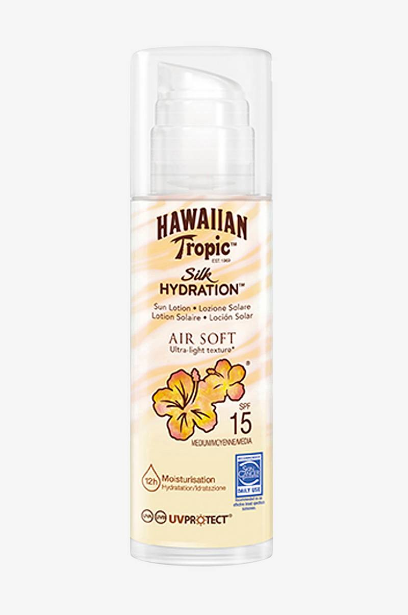 Silk Hydration Air Soft Pump Sun Lotion SPF 15 150 ml