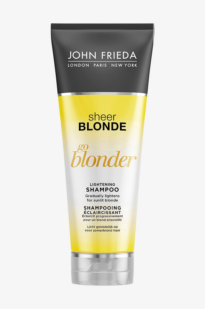 Sheer Blonde Go Blonder Shampoo 250ml