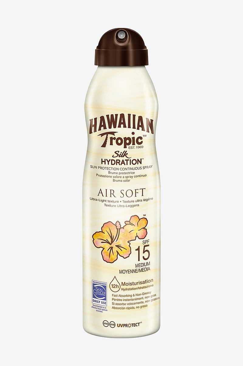 Hawaiian Silk Air Soft C-spray Spf15 177ml