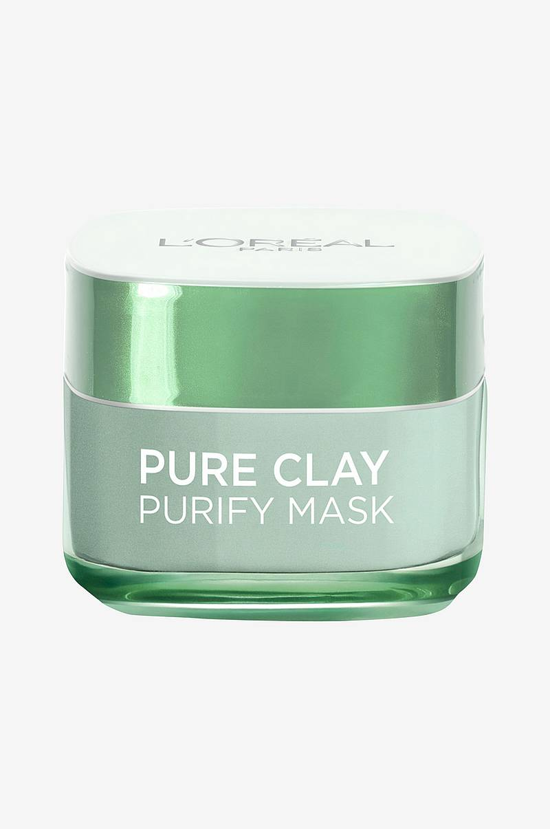 Pure Clay Mask Purify Ansigtsmaske 50 ml