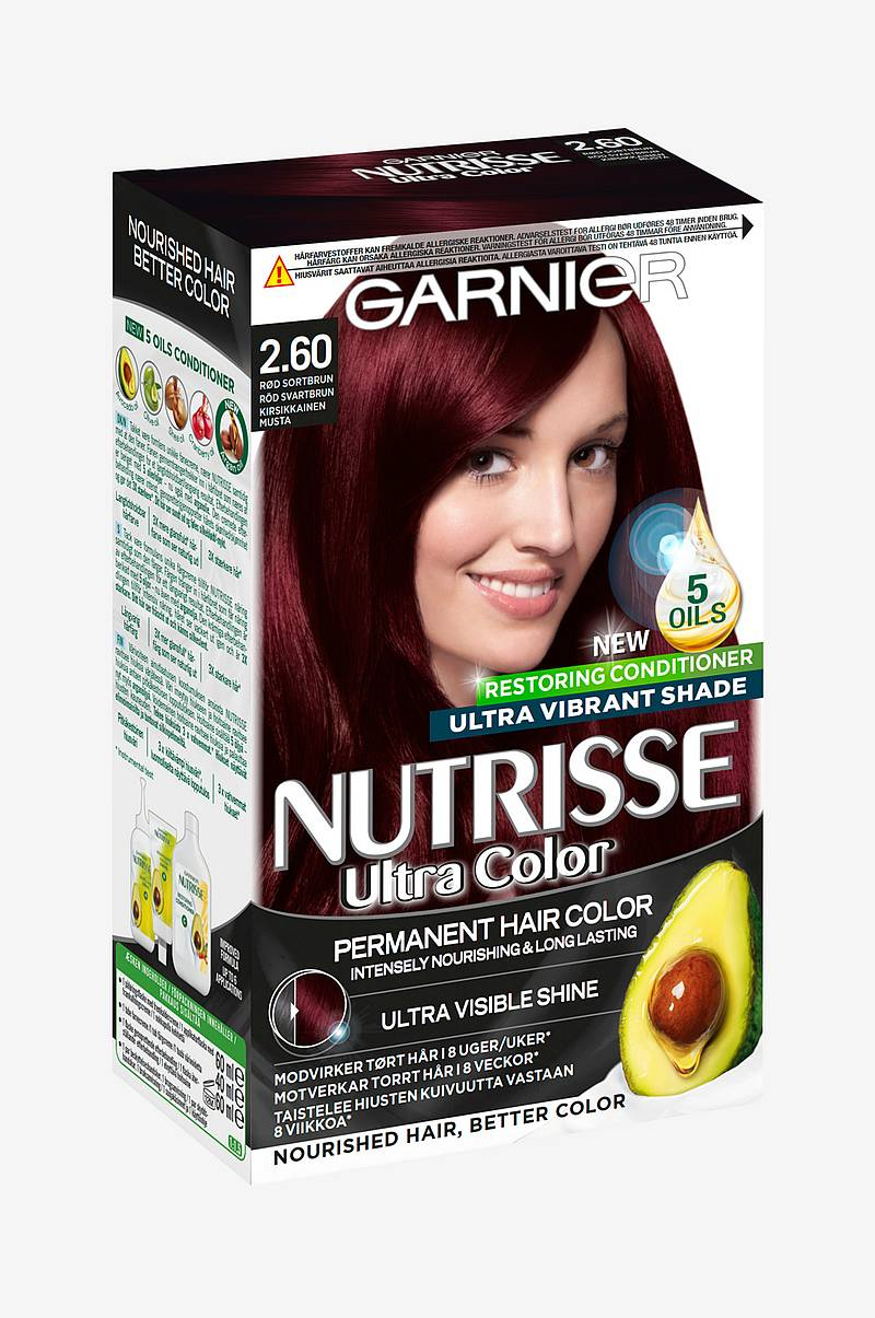 NUTRISSE ULTRA COLOR Deep Cherry Black 2.60