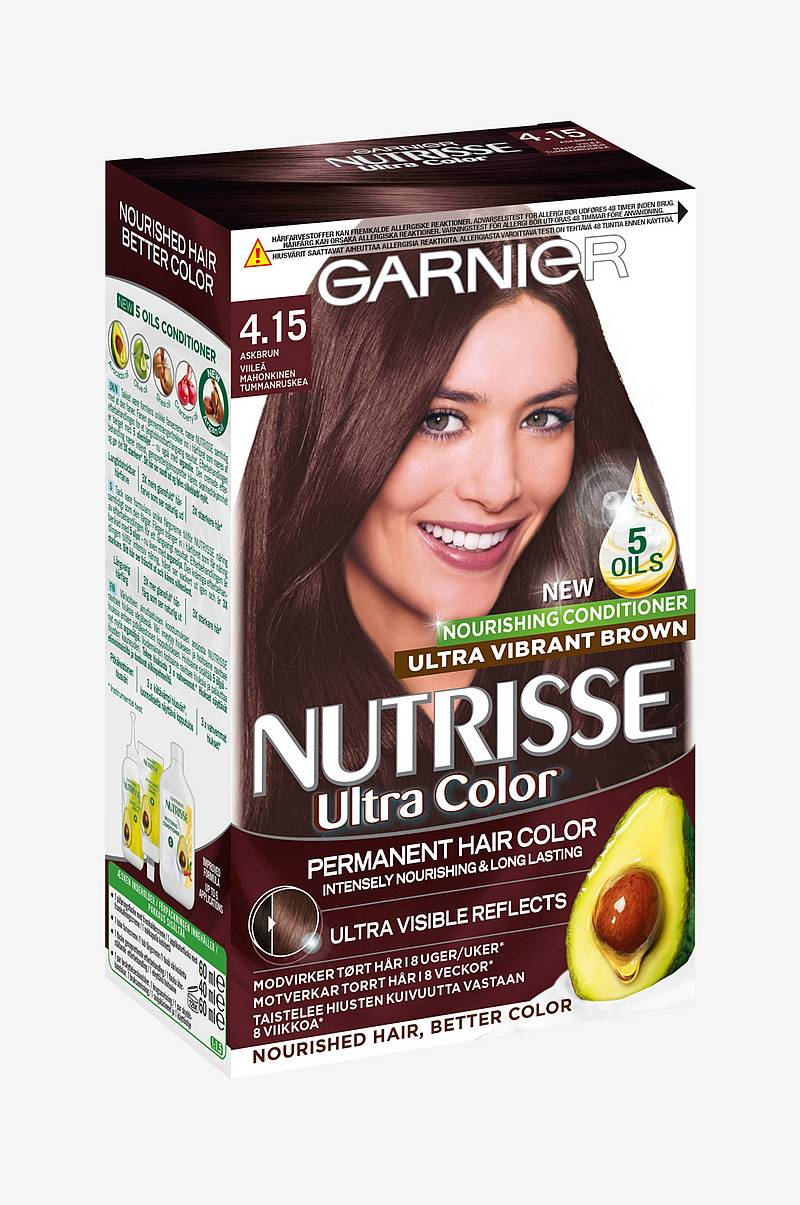 NUTRISSE ULTRA COLOR Iced Chestnut 4.15