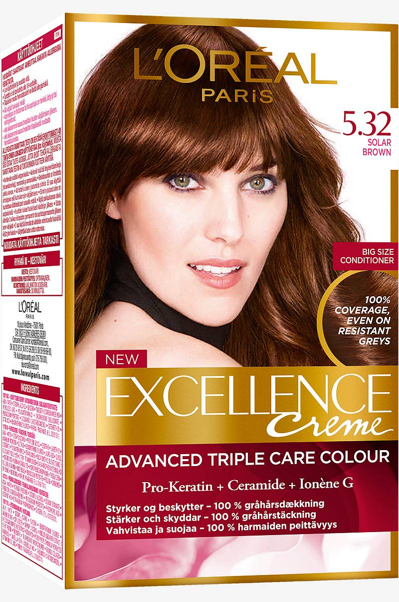 Exellence Solar Brown 5,32
