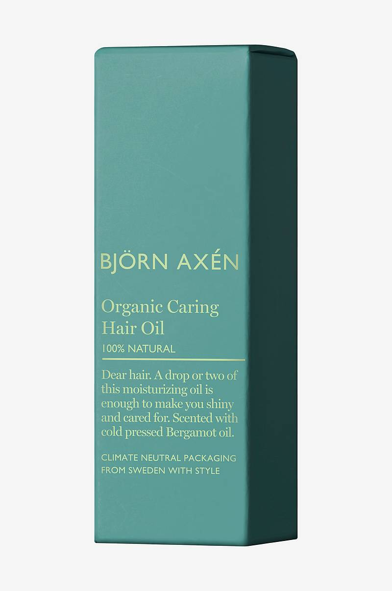 Organic Caring Hair Oil 30 ml