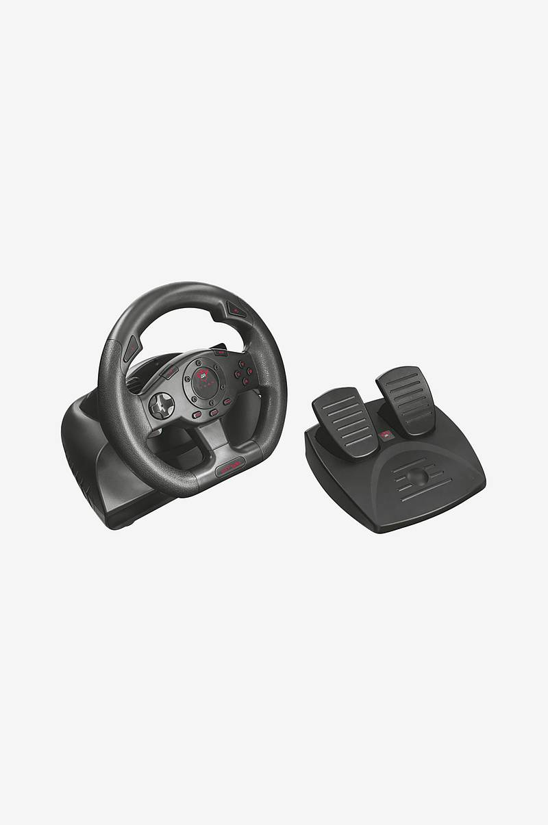 Gxt 580 Raceing Wheel Vib/Feedb