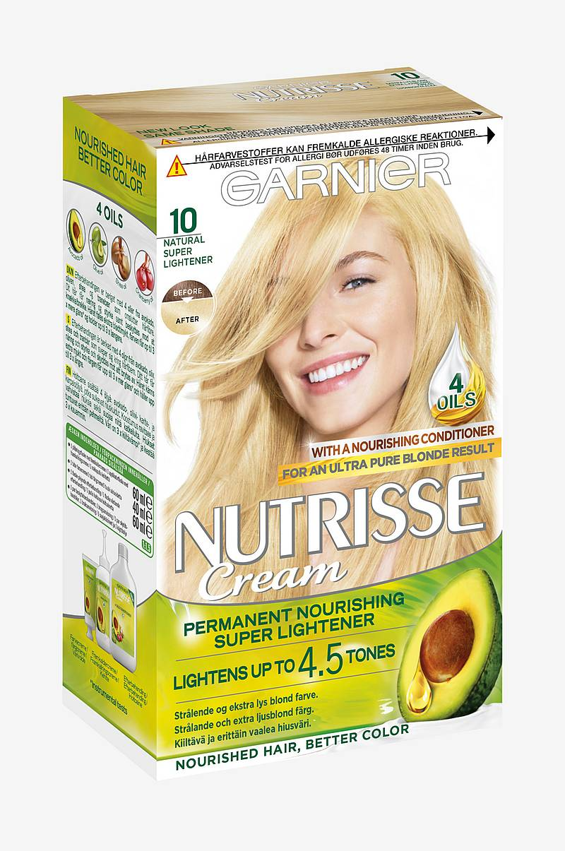 Nutrisse Camomille 10