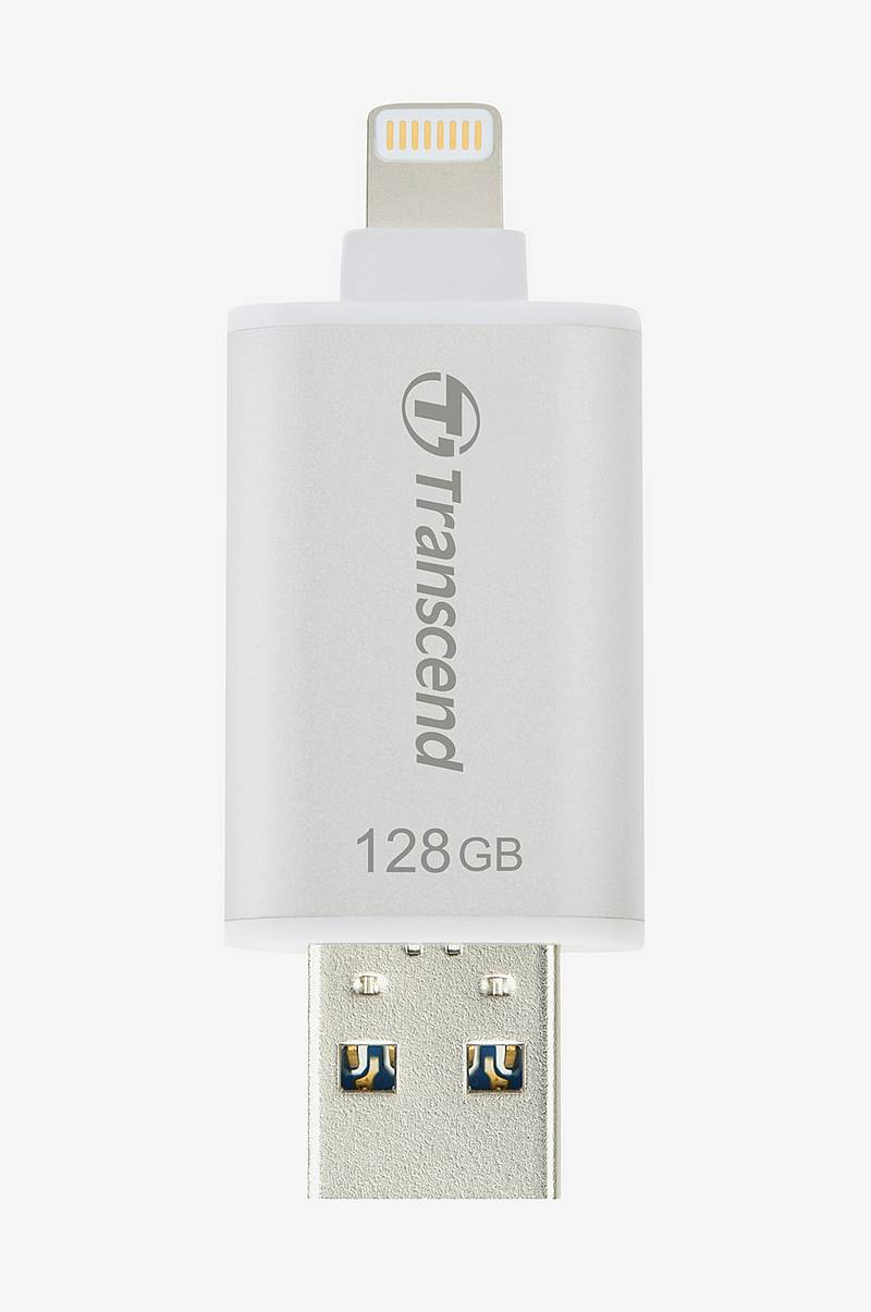USB-minne m. Lightning 128GB