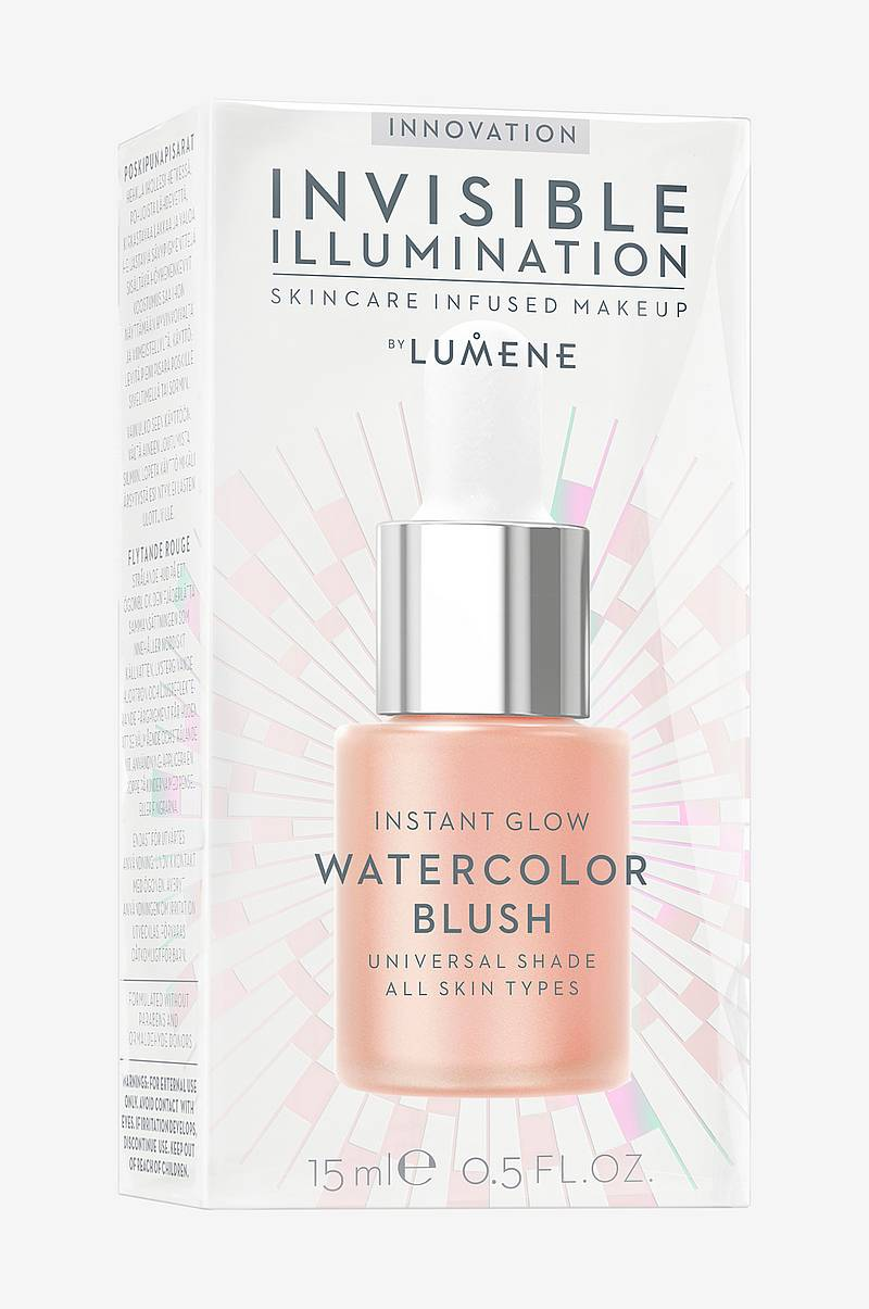 Invisible Illumination Glow Watercolor Blush 15 ml