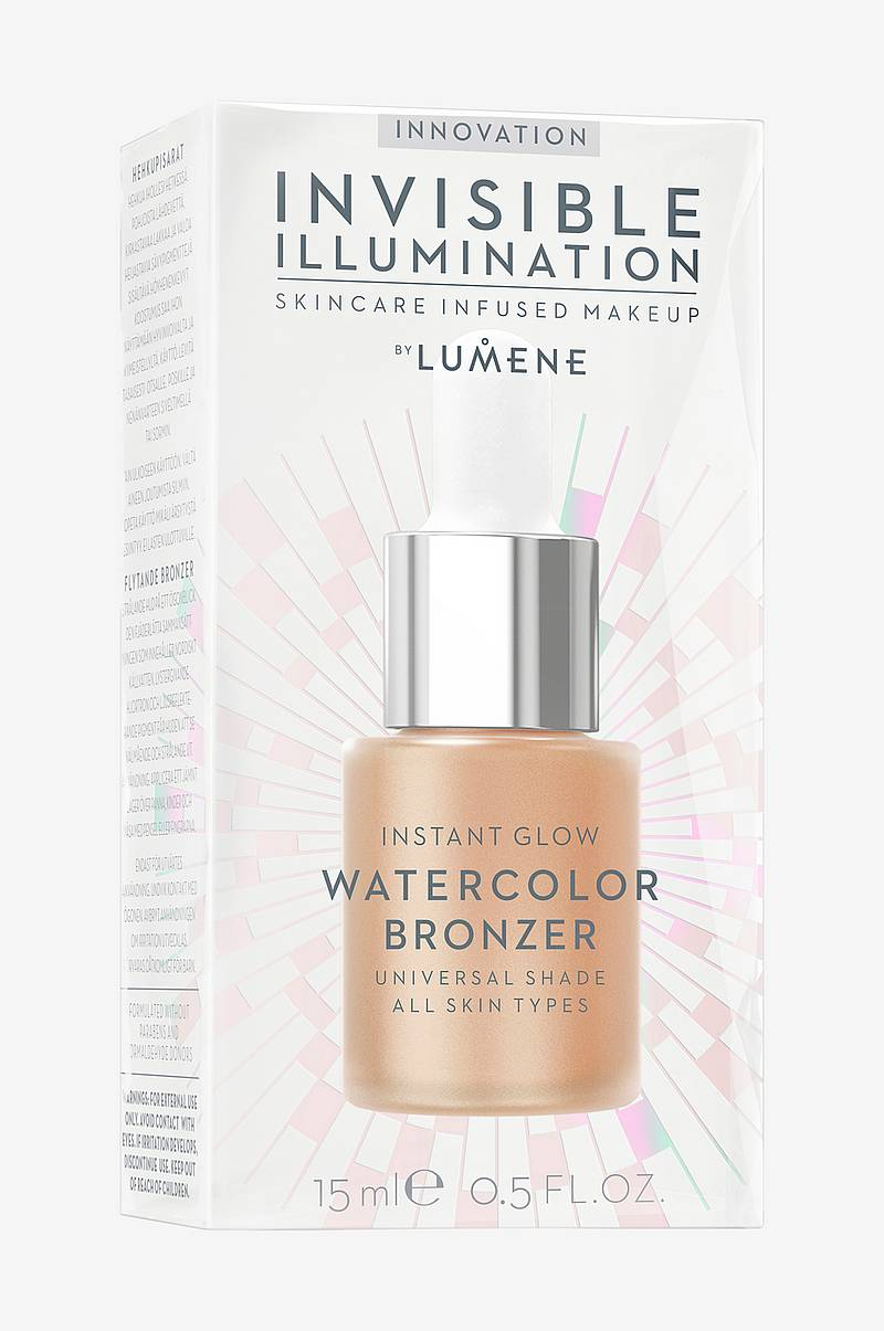 Invisible Illumination Glow Watercolor Bronzer 15 ml