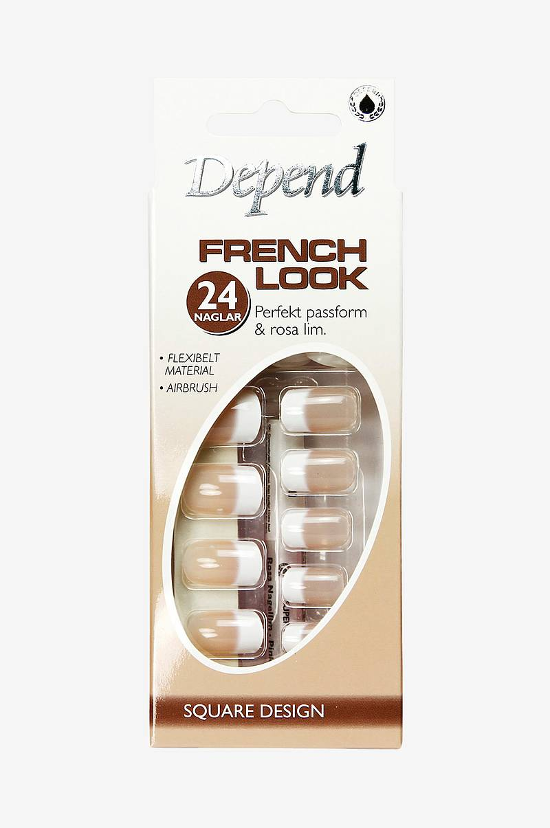Dc French Look Nr 2 Beige