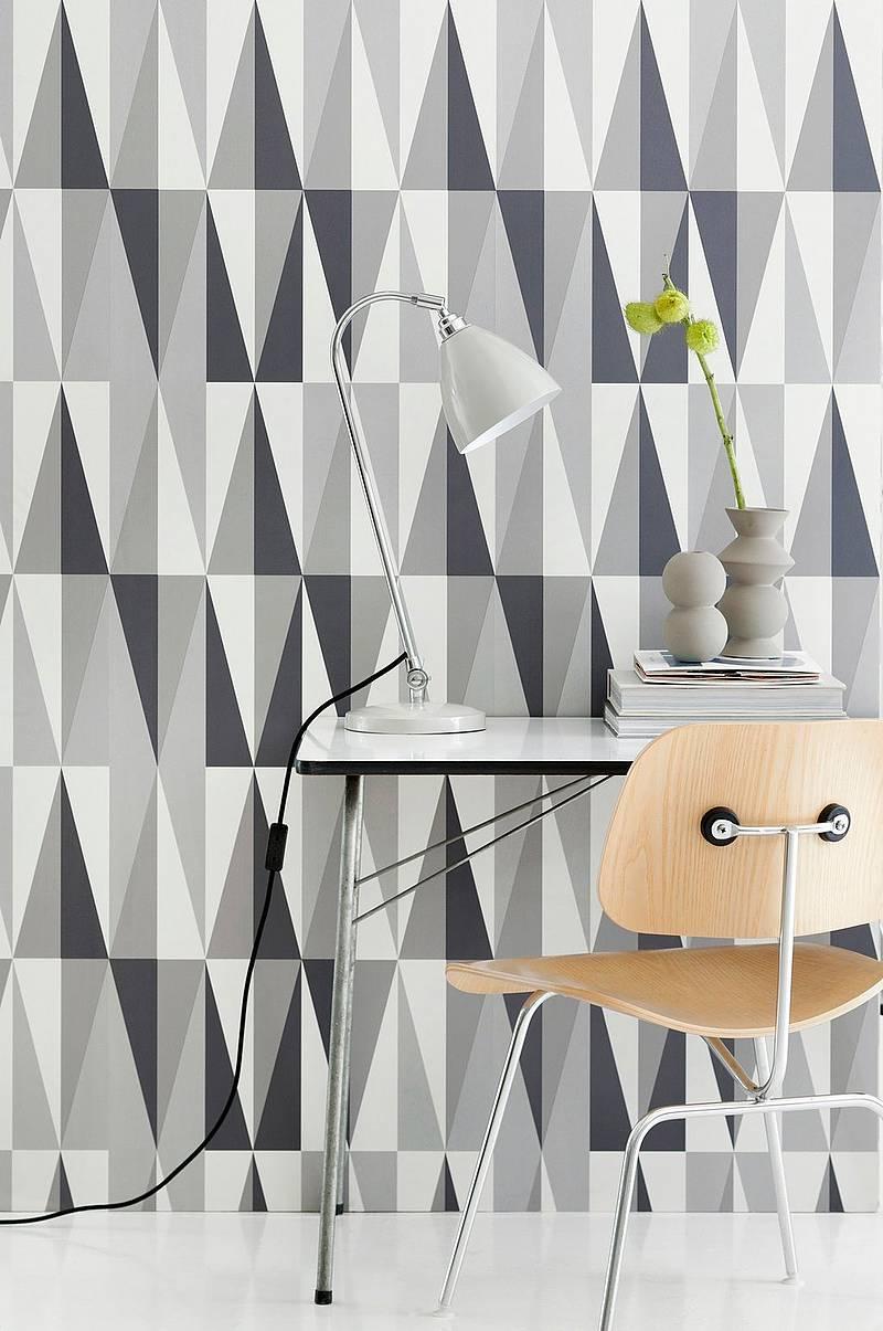 cf7ce39c384f Tapeter i forskellige farver og mønstre - Shop online Ellos.dk