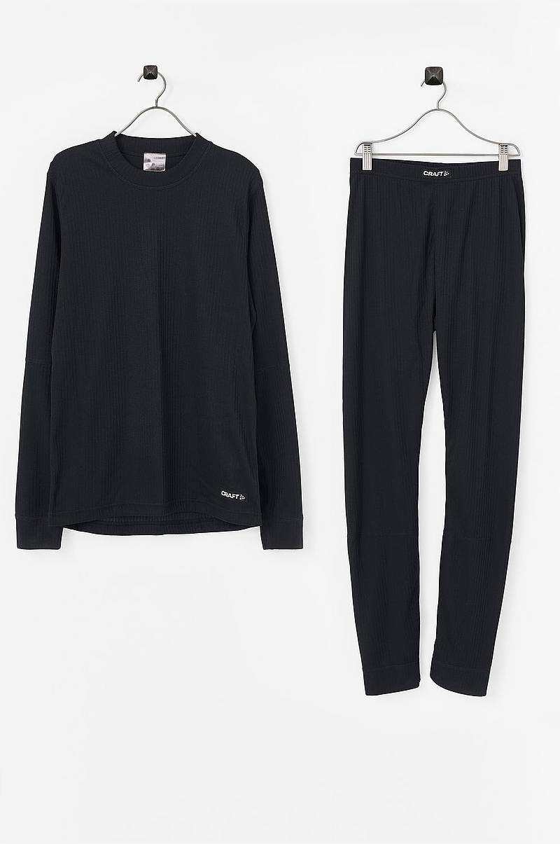 Skiundertøj Baselayer Set J