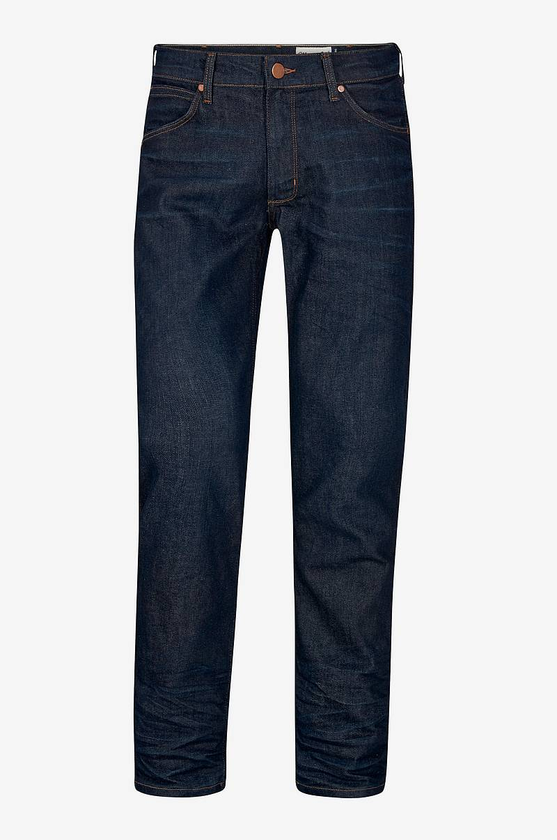 Jeans Green Moderne Straight