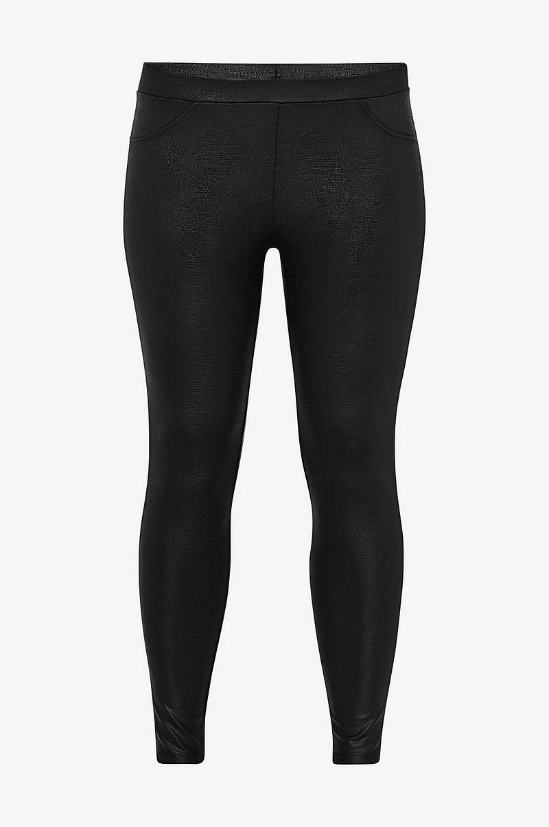 Leggings, reprilmönstrade