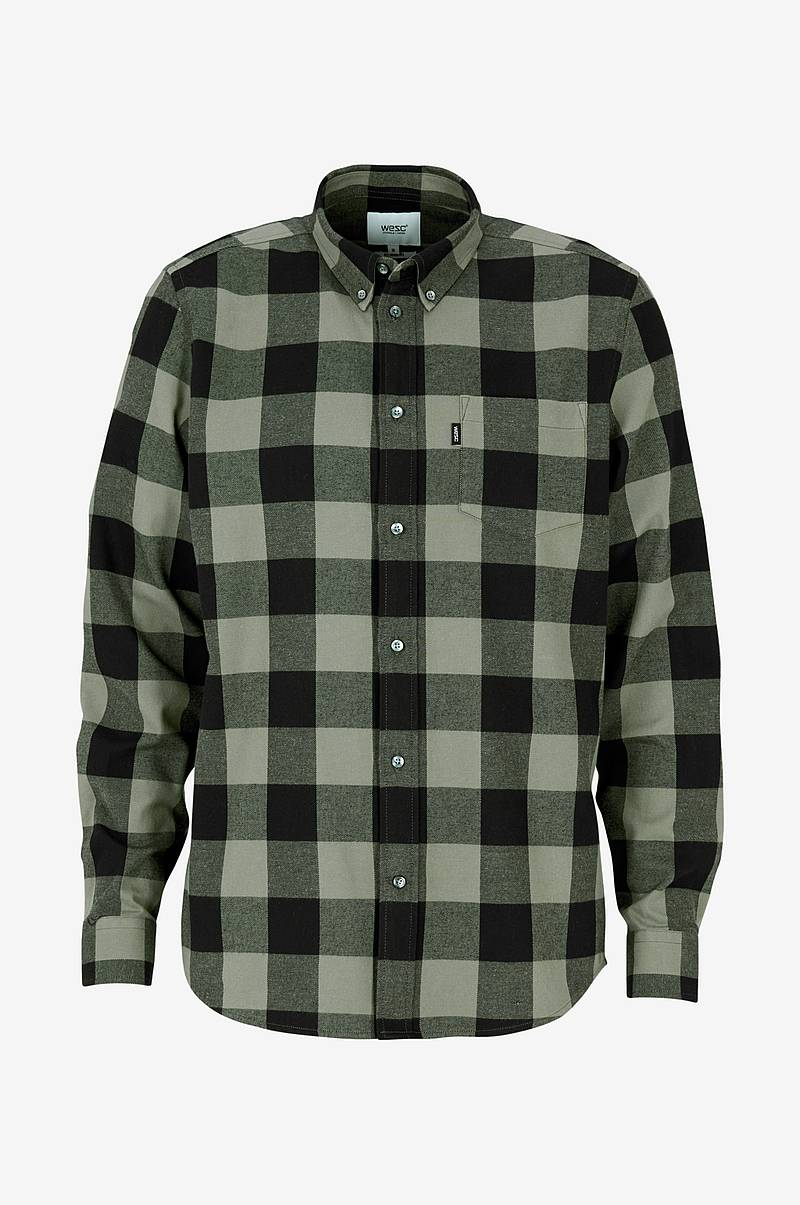 Skjorte Men's L/S Shirt Relaxed Fit