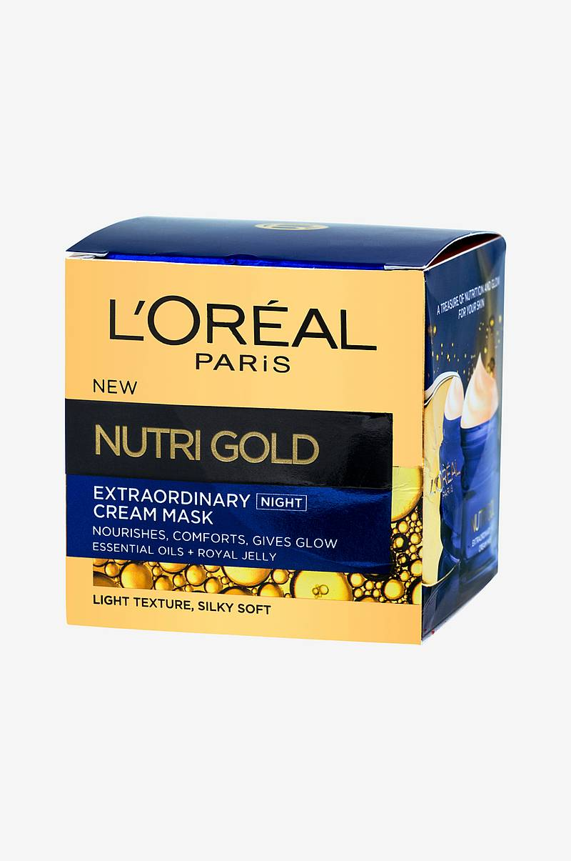 Nutrigold Night Cream Mask 50 ml