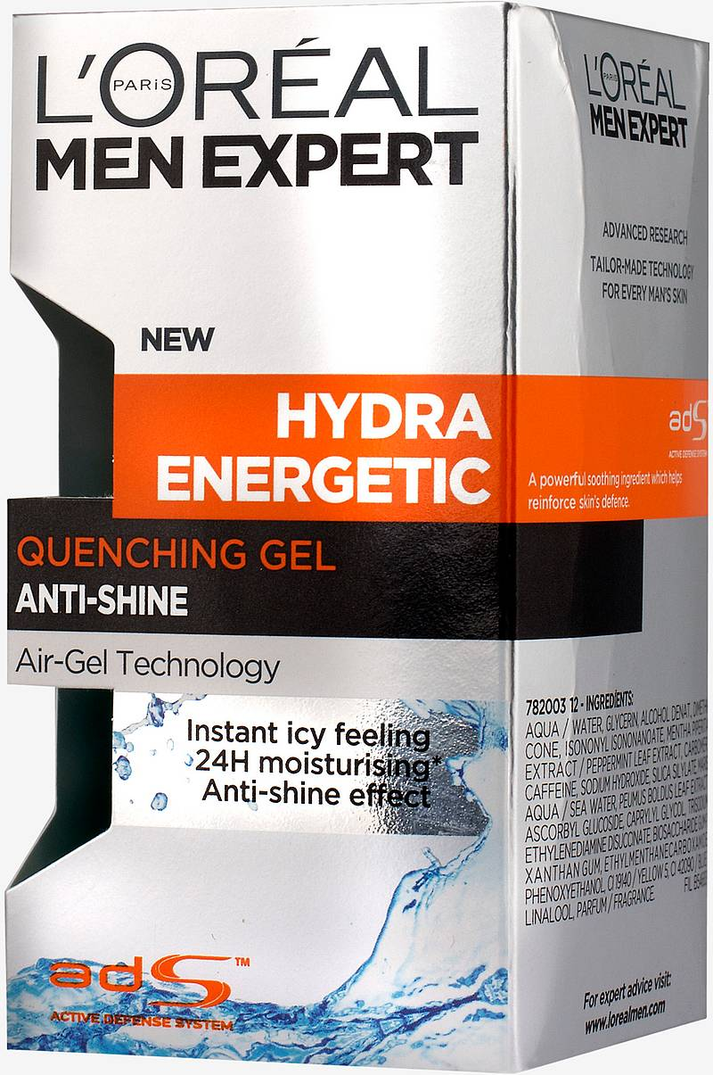 Hydra Energetic Quenching Gel 50 ml