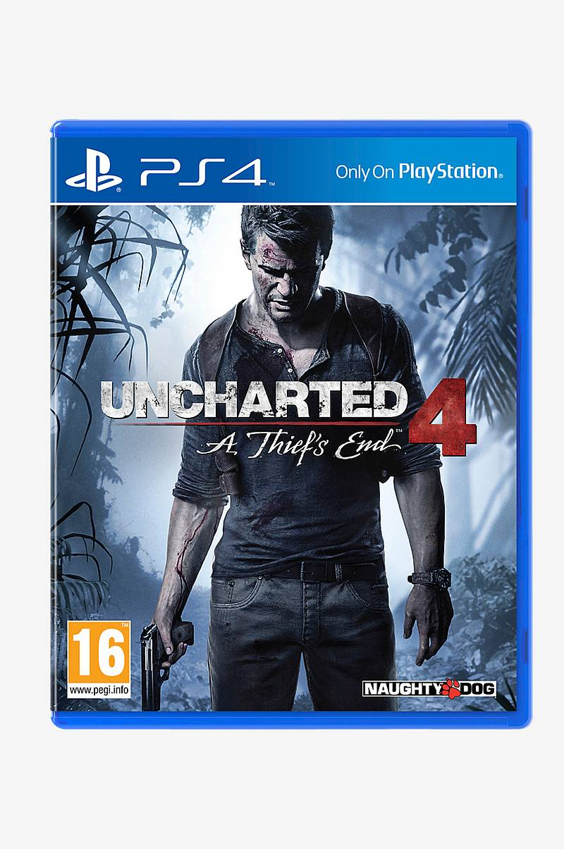 Uncharted 4 Thieves End
