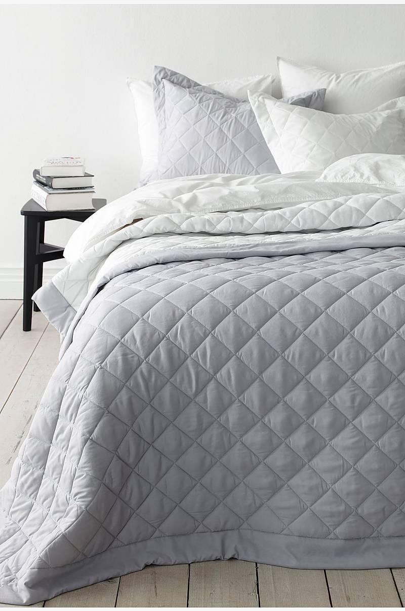 Sengetæpper - Shop tekstiler for sengen online Ellos.dk