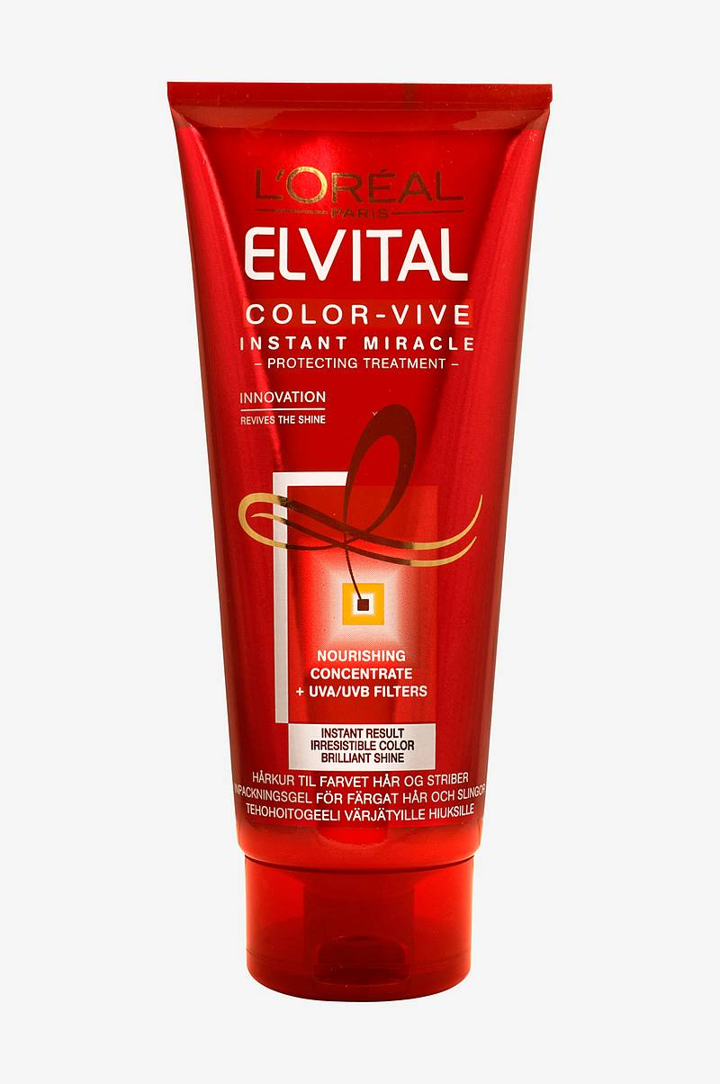 Elvital Color-Vive Instant Miracle -intensiivikuuri 200ml