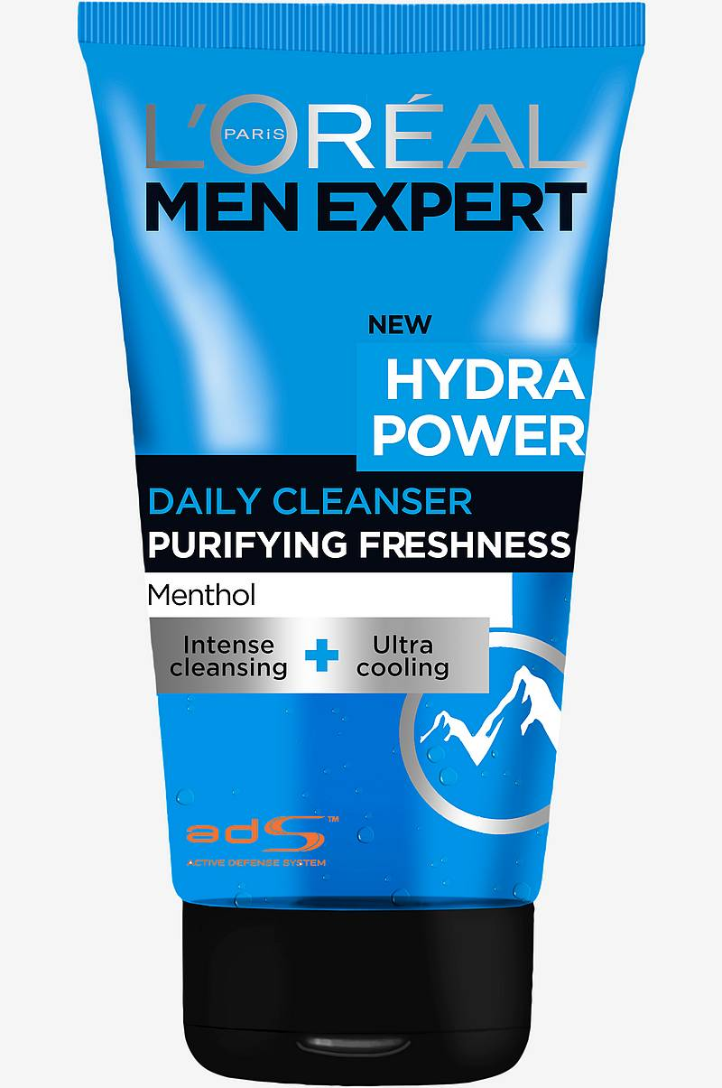 Men Expert Hydra Power Cleanser