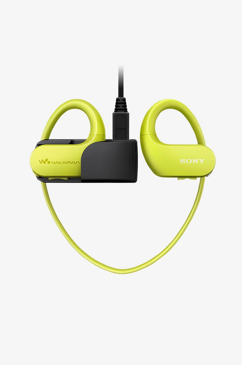 SPORT Walkman 4 Gt Yellow/Lime NWWS413G.CEW