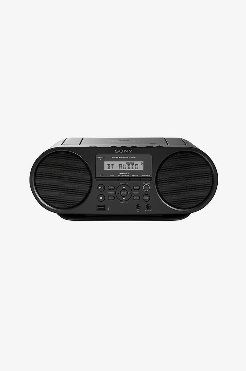 Cd-kassettradio med Bluetooth (ZSRS60BT.CED)