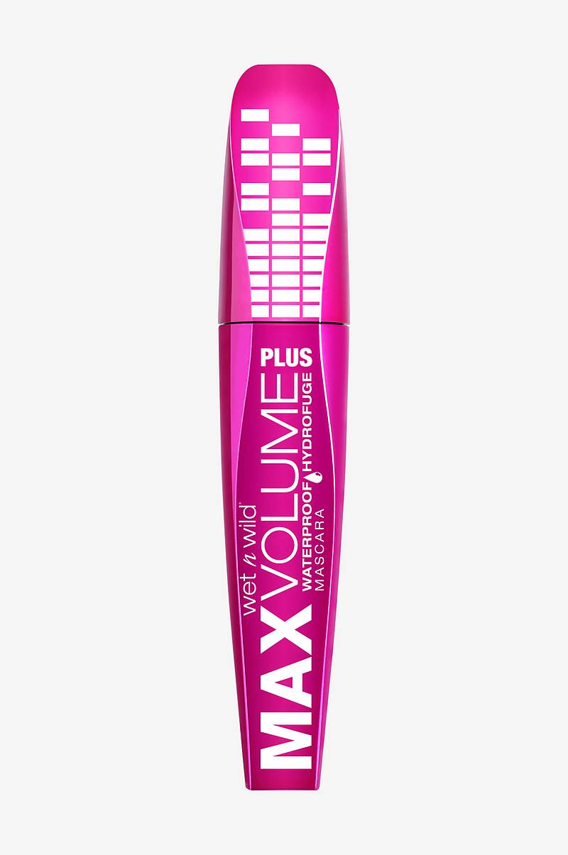 Max Volume Pluss Waterproof Mascara