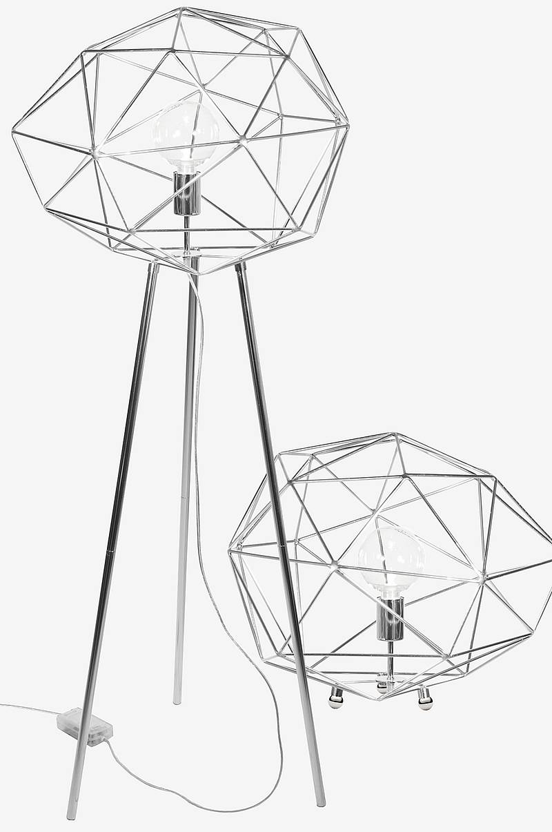 Gulvlampe Diamond