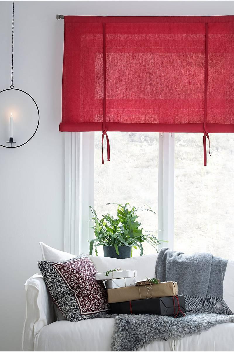 Svært Liftgardiner - Shop roll up-gardiner online fra Ellos.dk HM-22
