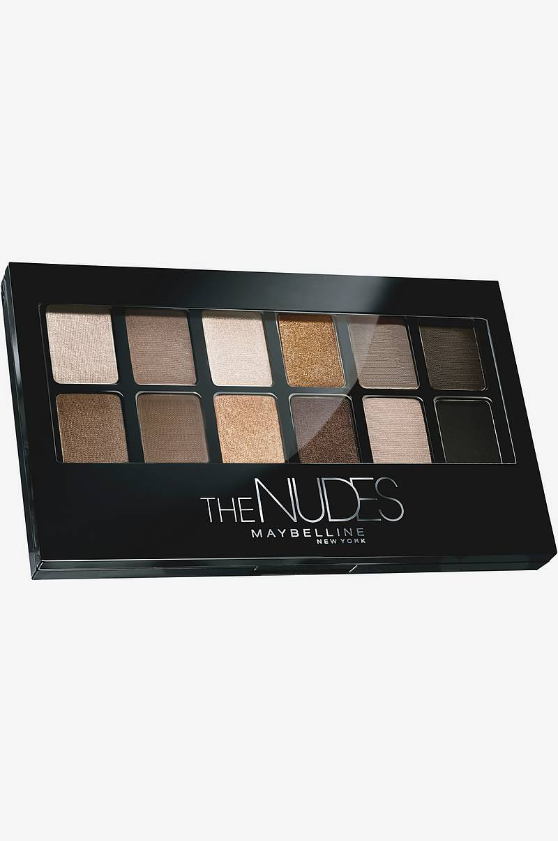 Eye Shadow Pallete The Nudes