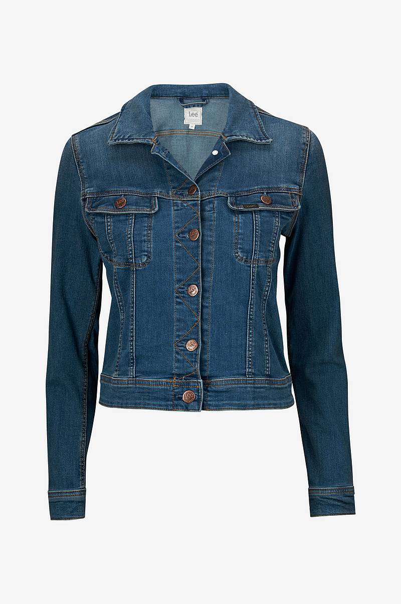 Denimjakke Rider slim fit