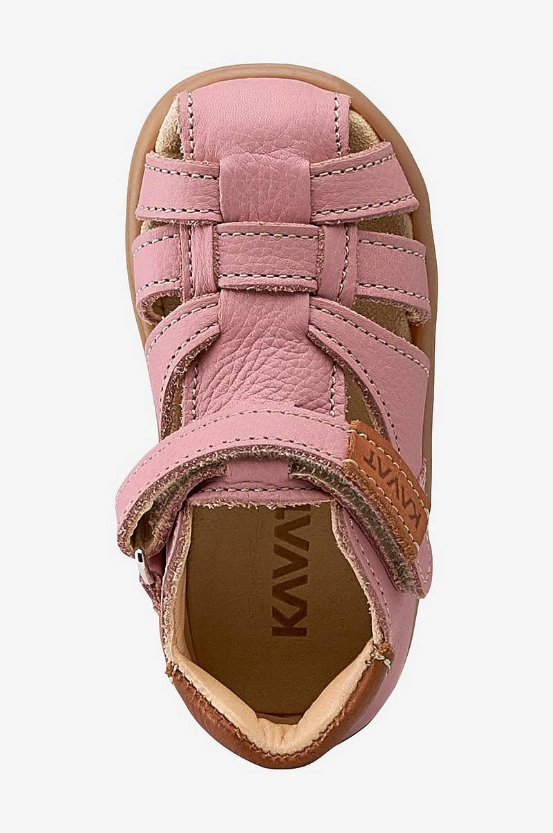 ecco bisgaard sandaler, Ecco Chase II Børstet Læder Flade