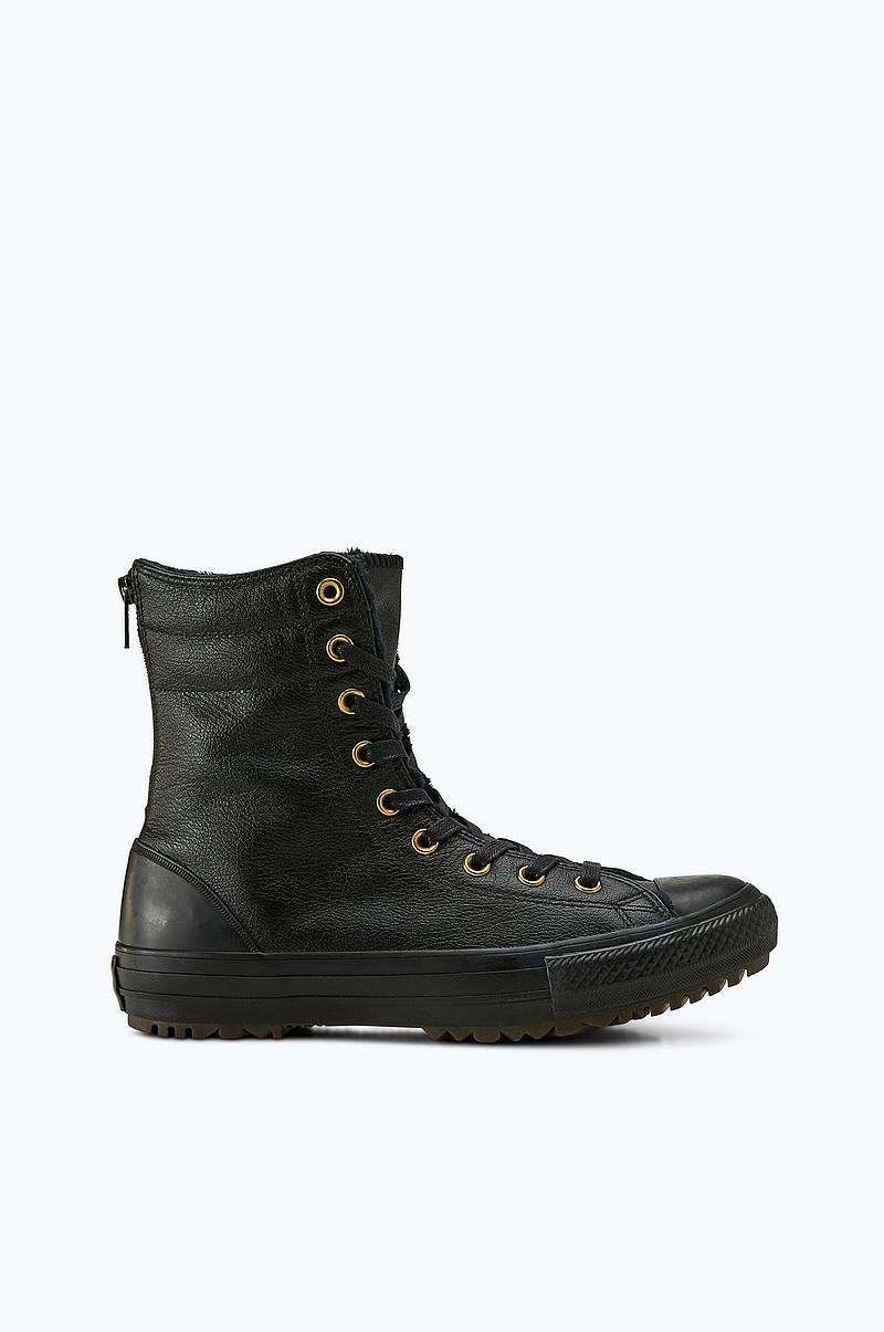 low priced e16eb ab976 All Star Hi rise leather koristossut