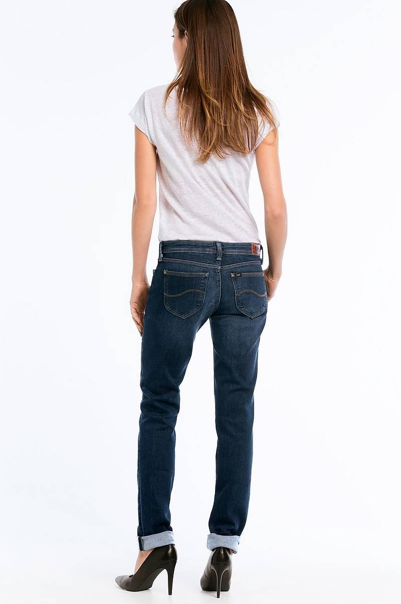a59ad2f9 Straight fit jeans - Shop damejeans online hos Ellos.no