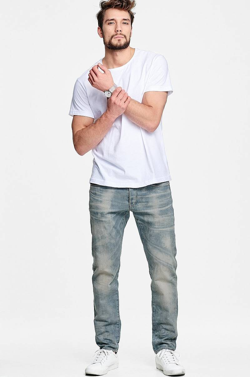 Jeans 3301 Vekos, slim fit