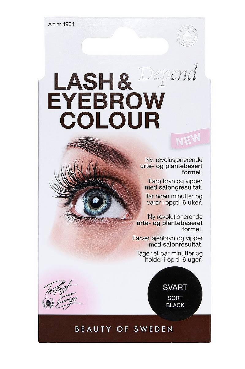 Lash And Eyebrow Colour