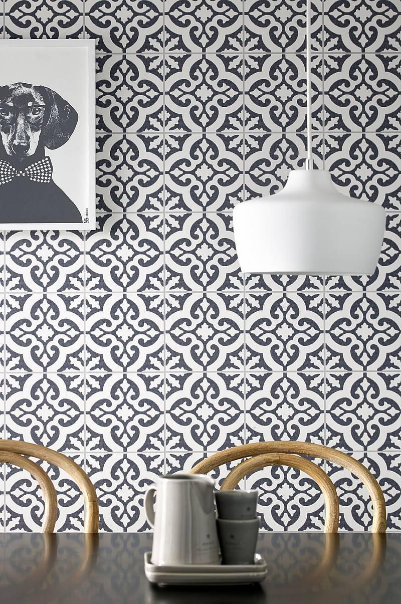 Tapeter i olika mönster och färger - Shoppa online hos Ellos.se