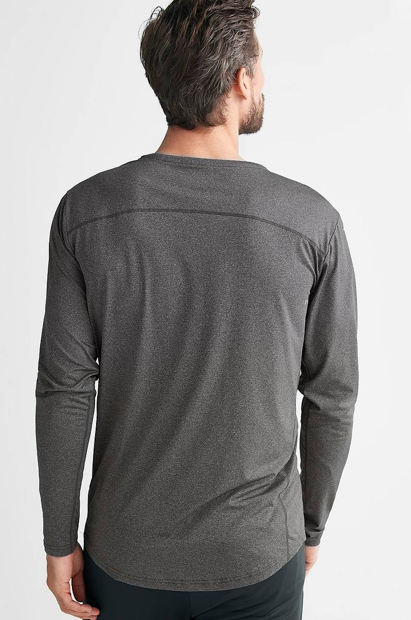 Trenings-T-shirt Ozias Tech LS Tee