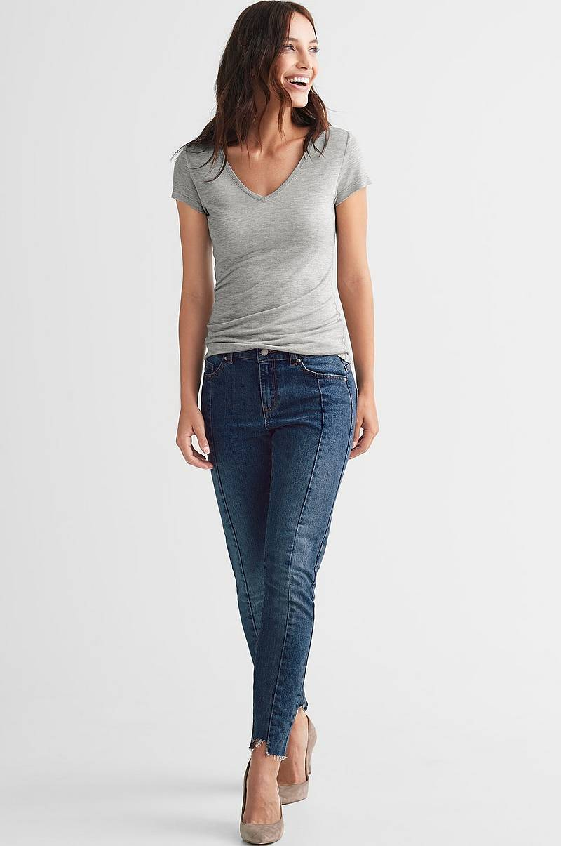 Jeans Bella Split Denim
