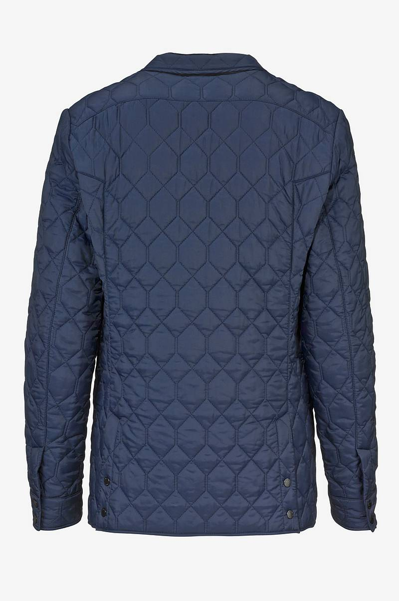 The Quilted Jacket slim fit