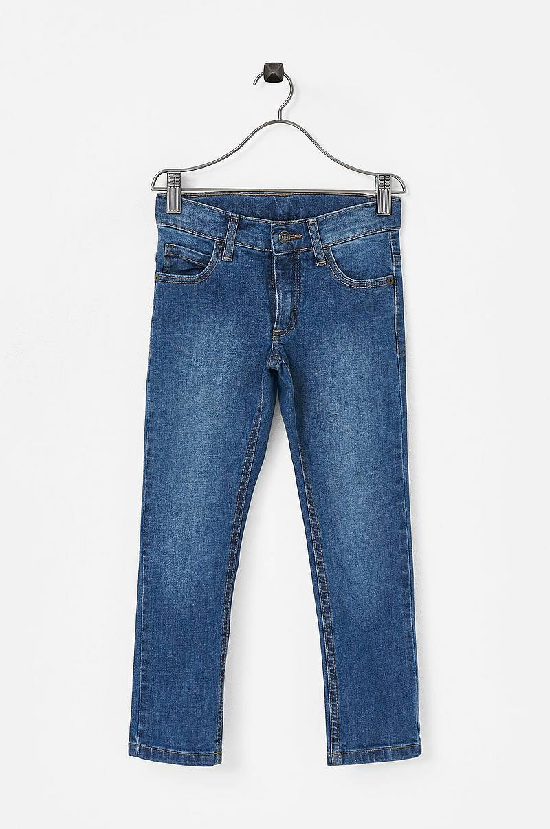 Jeans regular fit med raka ben