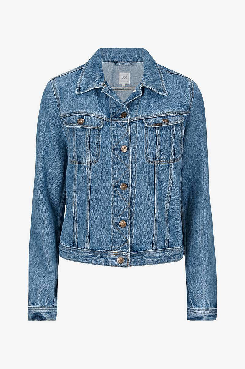 Denimjakke Rider, Slim Fit