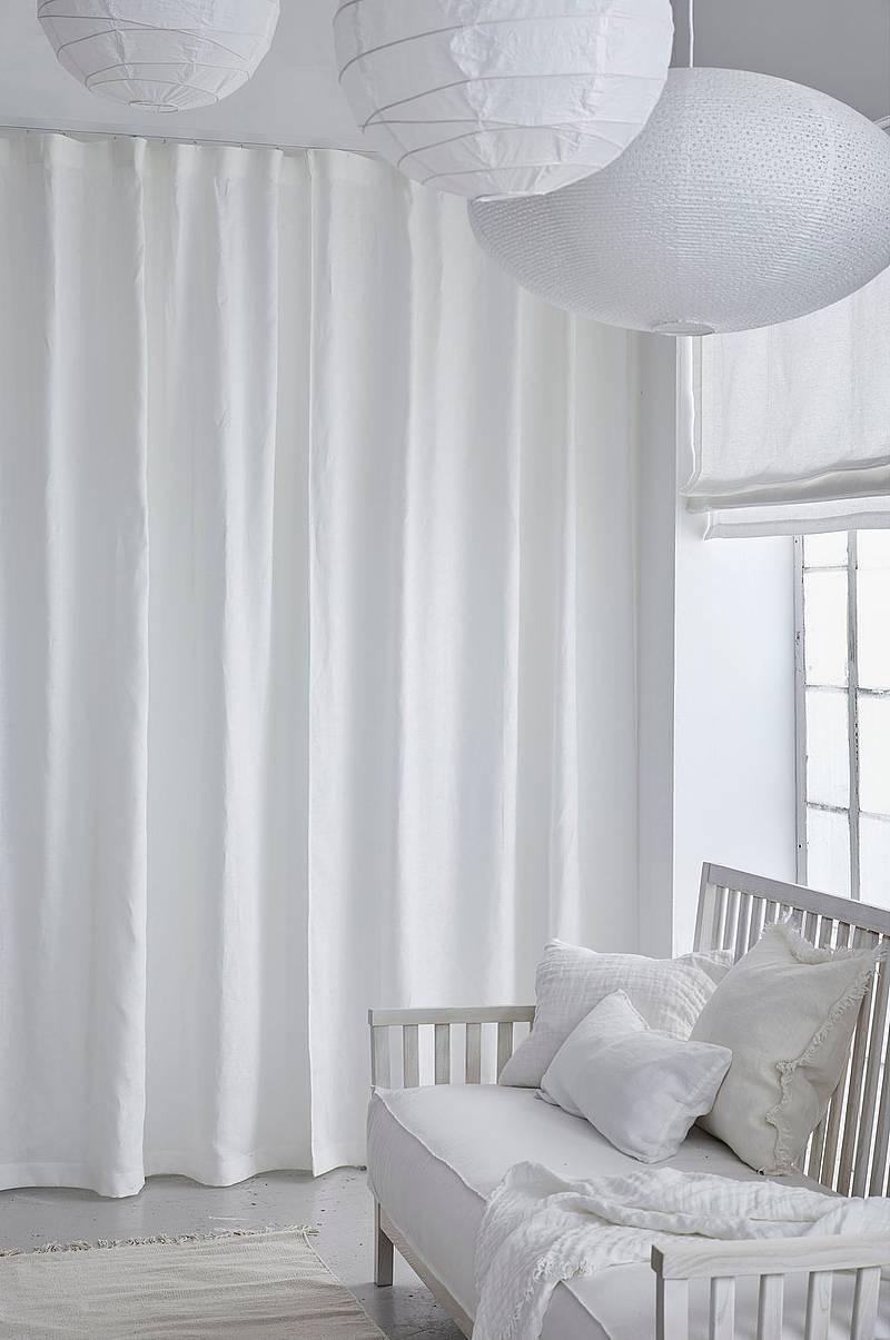 Gardiner gardiner till kök : Kanallängder - Shoppa gardiner i olika färger online hos Ellos.se