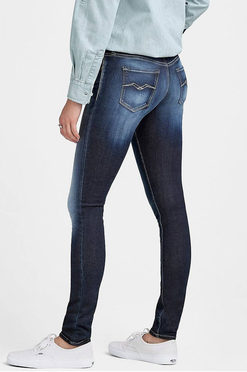 5d7c28ad137 Replay Jeans - Shoppa damjeans online hos Ellos.se