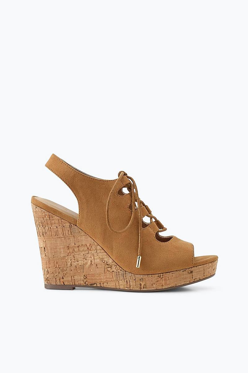 Sandal Corc Wedge